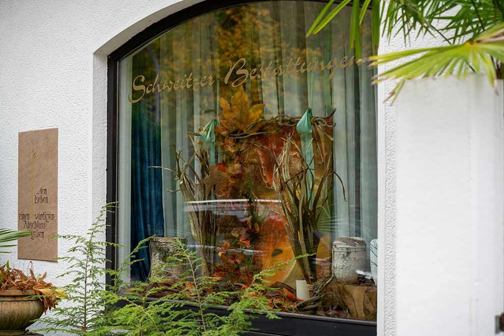 Unser Bestattungshaus | Schweitzer Bestattungen