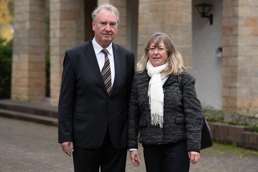 Claus Schweitzer und Marion Schweitzer | Schweitzer Bestattungen